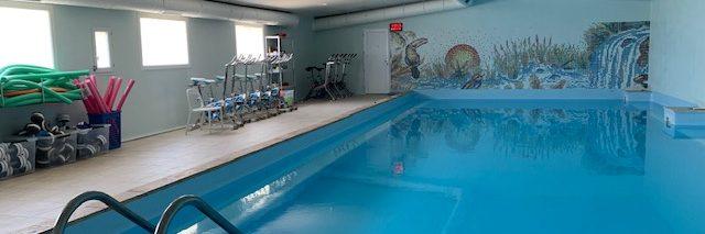 Centre de remise en forme, Aquagym, Aquabike